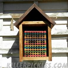 mason bee house plans diy mason bee house plans