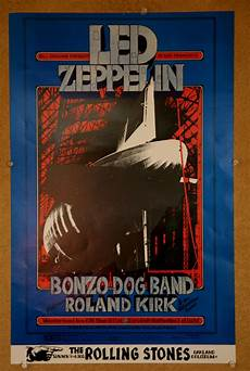 vintage rock posters the scanlan collection