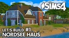 sims 4 häuser bauen familienhaus bauen in die sims 4 nordsee haus 1 let s