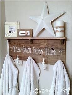 bathroom towel hook ideas 15 cool diy towel holder ideas for your bathroom 9