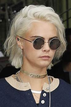Cara Delevingne S Hairstyles Hair Colors Style