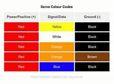 servo motor wire colour code wallpaperzen org