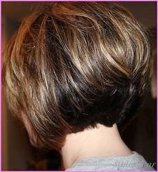 short layered stacked bob haircut pictures stylesstar com