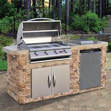 Cal 7 Ft Grill Island With 4 Burner