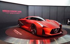 Nissans 2020 Vision Gran Turismo Is In Tokyo  The Car Guide