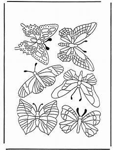schmetterlinge 1 malvorlagen insekten