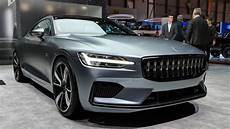 volvo polestar 1 this is the polestar 1 volvo s new turbocharged electric