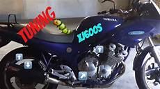 yamaha xj 600 s motorrad
