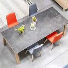 Table De Salle 224 Manger Extensible En C 233 Ramique
