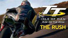 tt isle of ride on the edge presents the