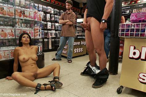 Public Porn In Store