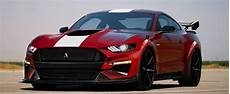2020 ford mustang shelby gt500 rendered in production spec