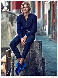 ton heukels aurelien muller step out in fall fashions for august man the fashionisto