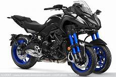 moto 3 roue moto 3 roues yamaha niken