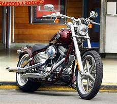 Modifikasi Harley by Honda Tiger Modifikasi Harley Davidson Thecitycyclist
