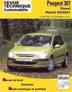 rta 678 1 peugeot 307 diesel depuis 04 2001
