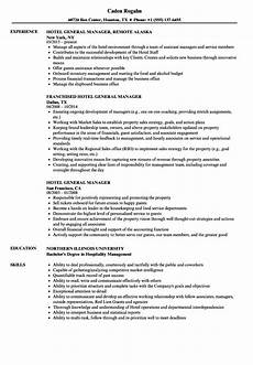 5 general manager restaurant resume invoice templatez