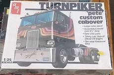 amt turnpiker custom peterbilt coe this to find plastic kit is still sealed this is
