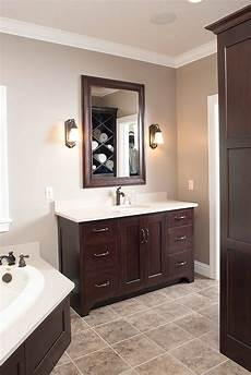 Bathroom Ideas Brown Cabinets by Pin On Bathroom Ideas