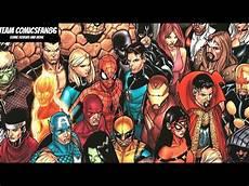 Marvel Comic Helden Malvorlagen Top 5 Marvel Comic Helden