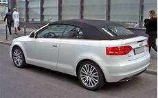 2008 Audi A3 Cabrio 8p Pictures Information And Specs
