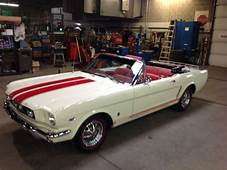 64 1/2 Mustang Convertible 4 Speed V8 For Sale  Ford