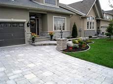 einfahrt gestalten ideen best driveway surfaces for canada