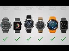 best smartwatch 2018 top 6 best smartwatch 2018