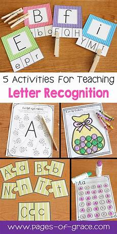 letter recognition activities uppercase lowercase alphabet activities preschool activities