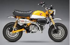 2019 Honda Monkey 125 Exhausts Yoshimura Dyno Sound