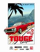 Touge California  Japanese Nostalgic Car