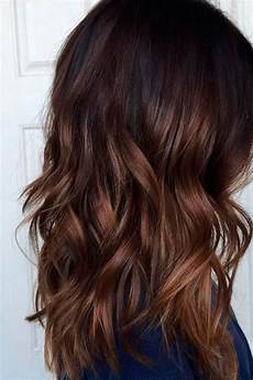 best ombre hairstyles black and brown hair