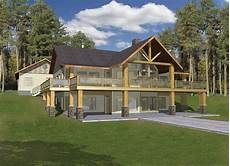 house plans with walkout basements on lake ranch style house plan 2 beds 3 baths 3871 sq ft plan