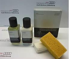 Original Audi Lederpflege Lederreiniger Im Set Neu