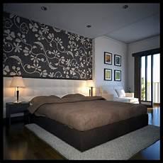 schlafzimmerwand gestalten kreative dekoideen