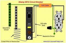 2 pole gfci breaker wiring diagram wiring diagram gfci circuit breaker shop wiring