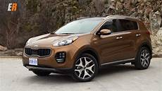 2017 Kia Sportage Test Drive Review The Compact