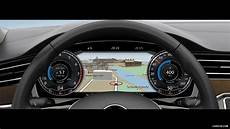 2015 volkswagen passat active info display instrument