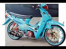 Supra 100 Modif Balap by Motor Trend Modifikasi Modifikasi Motor Honda