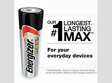longest lasting rechargeable aa battery