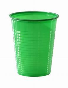 bicchieri di plastica 50 bicchieri di plastica verdi addobbi e vestiti di