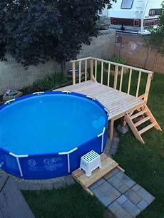 pool umrandung selber bauen pin yvonne arnold auf deko pool ideen pool im