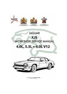 auto repair manual free download 1992 jaguar xj series navigation system jaguar car service repair manuals for sale ebay