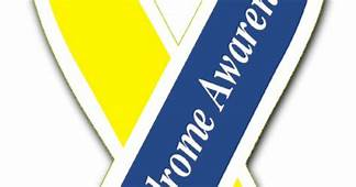 Buy Our Down Syndrome Awareness Ribbon Magnet