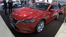 Mazda 6 Kombi Nakama Model 2017 Rubin Colour