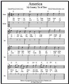 easy country guitar songs free easy guitar tabs for america my country tis of thee guitar chords for songs