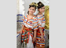our algerian traditional clothes on Pinterest