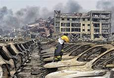Tianjin China Explosion - burst steam pipe causes explosion at power plant in