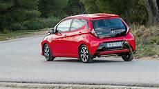 δοκιμή νέο Toyota Aygo 1 0 72 Ps Toyota Toyota Aygo