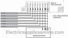 grafik eye wiring diagram lutron grafik eye qs specifications
